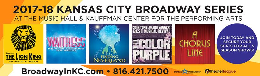 Kansas City Broadway Series - Theater League