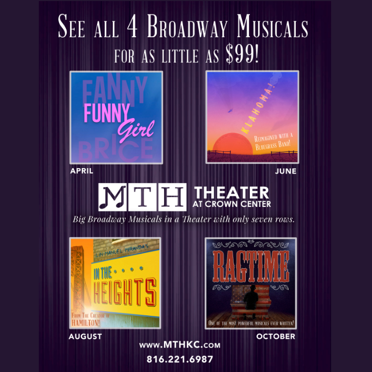 See four Broadway shows for as little as $99 total!