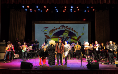 LA's Orchestre Surreal Rock-N-Roll Orchesral Classic 25 Piece Live Orchestra Coming To The Warwick May 29-30