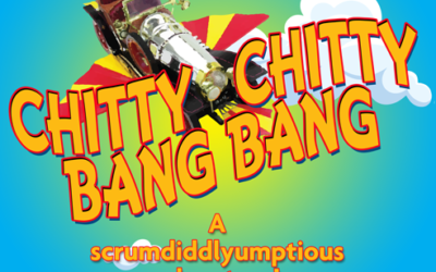 Chitty Chitty Bang Bang Soars Into Theatre in the Park's 50th Season