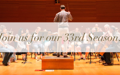 """Kansas City Chamber Orchestra Announces Its """"Magnificent, Mesmerizing, Magical"""" 2019-2020 Season"""