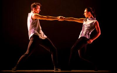 Carlsen Center Presents New Dance Partners Sept 27 & 28 @ Yardley Hall