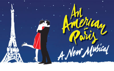 Johnson County Community College's Carlsen Center Presents An American In Paris Feb. 15 -16 at Yardley Hall