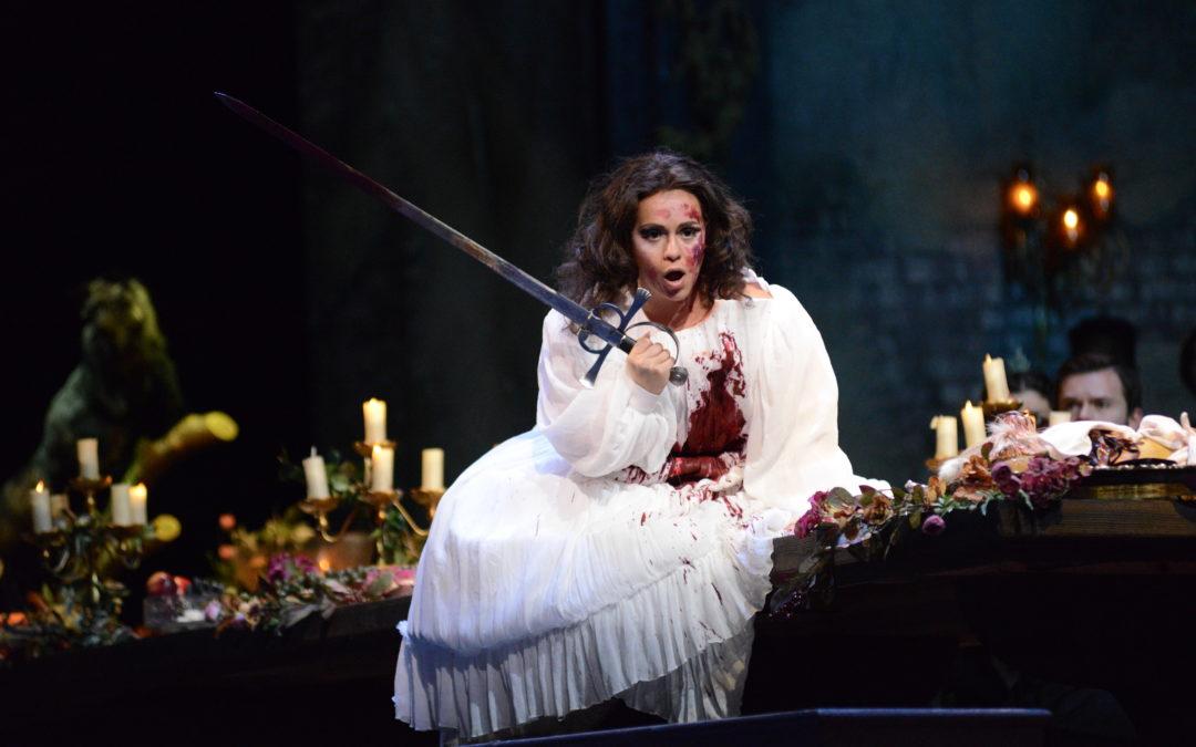 Lyric Opera of Kansas City Continues 2019-2020 Season with  NEW-TO-KANSAS CITY PRODUCTION  LUCIA DI LAMMERMOOR