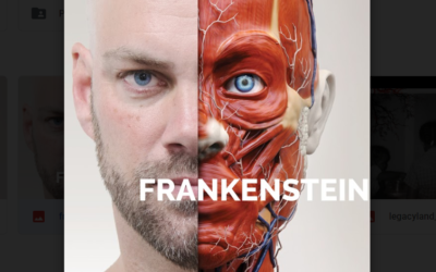 Kansas City Repertory Theatre OriginKC: New Works Festival GOES VIRTUAL Frankenstein: A Ghost Story and Legacy Land available for short time online