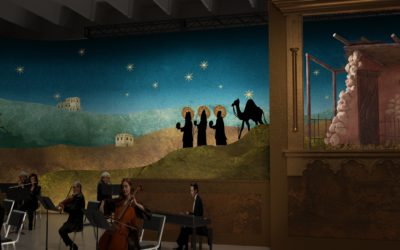 Lyric Opera of KC Announces Amahl and the Night Visitors Dec. 3-6 @ Frost Production Arts Building