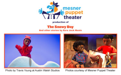 THE SNOWY DAY is Live at The Coterie Nov. 27-Jan. 3 & Streaming Online Beginning Dec. 1