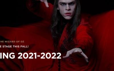 Kansas City Ballet Announces 2021-2022 Season