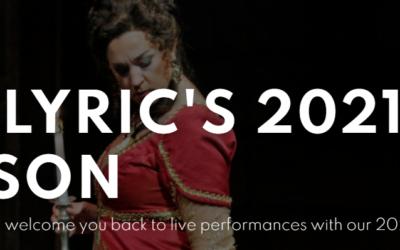 Lyric Opera of KC Announces 21-22 Season