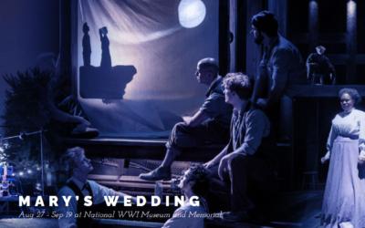 KCRep Announces Cast of Mary's Wedding