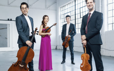 Midwest Trust Center Welcomes Back Audiences Aug. 4 with Rolston String Quartet